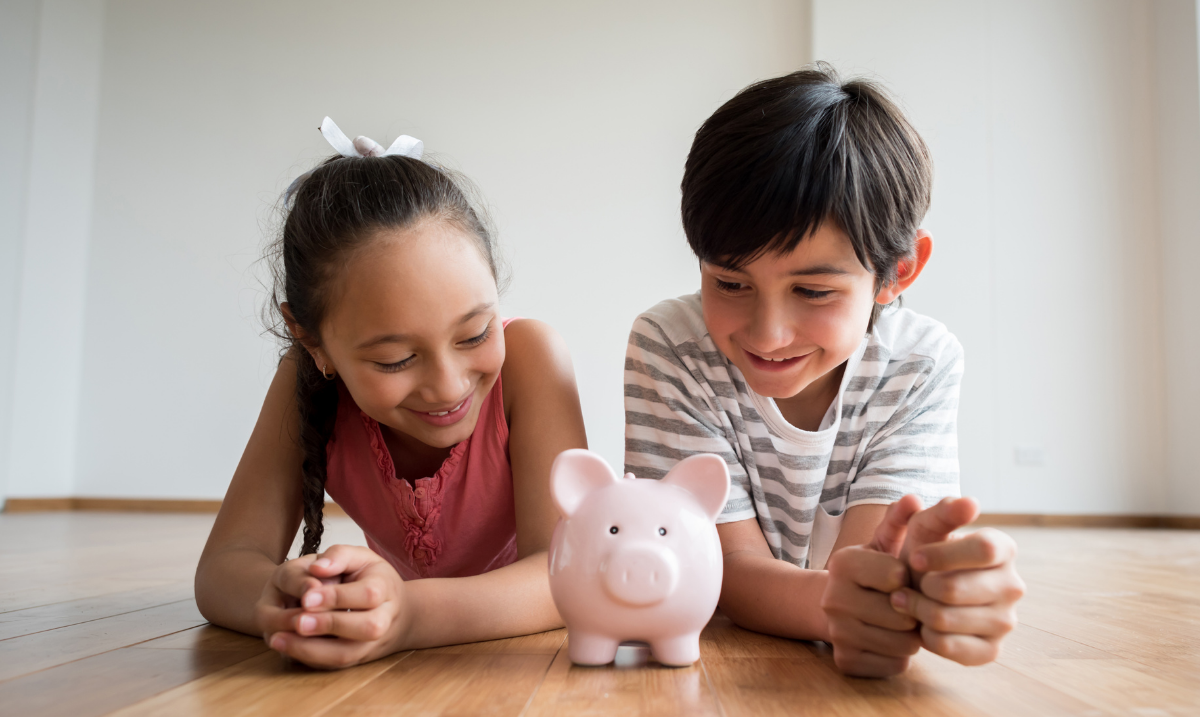 Saving for your child's future