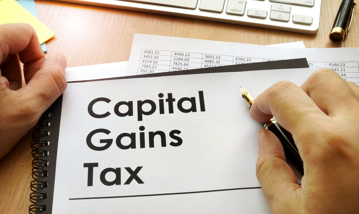What is capital gains tax and when might I have to pay it?